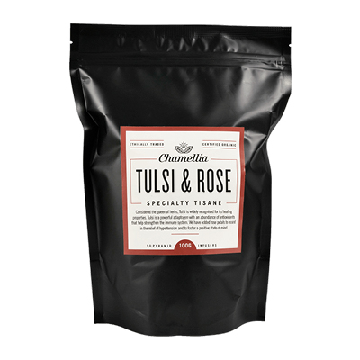 tulsi and rose